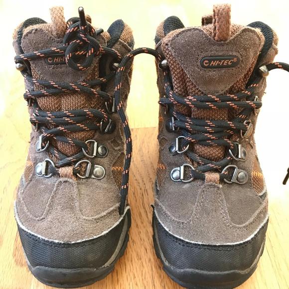 b34dcaf663c Hi-Tec Nepal Heavy Duty Waterproof Hike Boots Kids